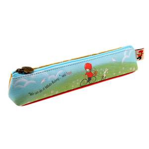 Santoro Poppi Loves Discipline Skinny Pencil Case