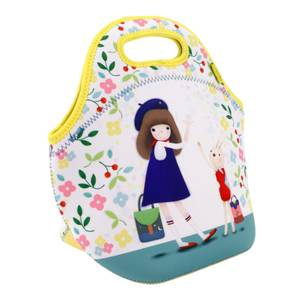 Santoro Kori Kumi Lunch Bag - Bon Voyage