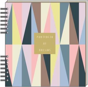 Art File Scrapbook - Mirage