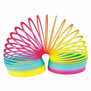 Tobar Rainbow Slinky