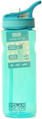 Polar Gear Aqua Grip Tritan Bottle - 650ml Turquoise