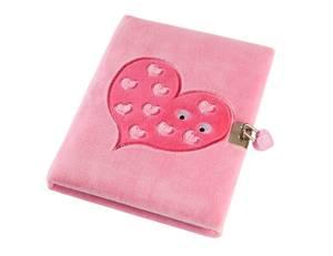 Tinc Mallo Snuggly Lockable Journal