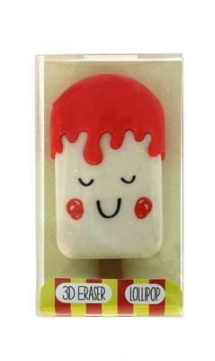 Blueprint Lollipop Eraser