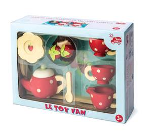 Le Toy Van Honeybake Tea Set Tv276