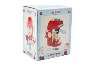 Le Toy Van Cafe Machine Tv299