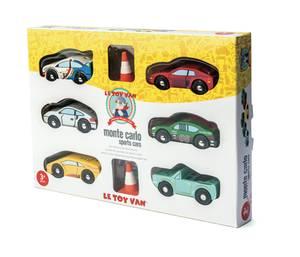 Le Toy Van Montecarlo Sports Cars Tv440
