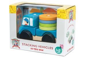 Le Toy Van Truck Stacker Tv457