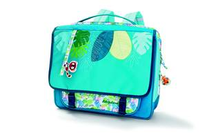 Lilliputiens Georges Schoolbag (A4)