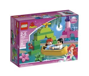 Magrudycom Boat 10516 Magic Of Lego Duplo Ariel Japan Import