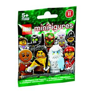 LEGO Minifigures Series 11 Holiday Elf Mini Figure