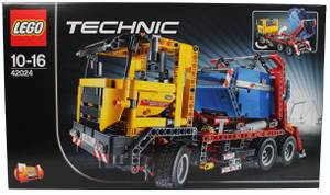 Magrudy com - LEGO Technique 42024 Container Truck