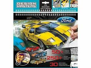 Magrudy Com Wooky Design Masters Ford Gt Sketchbook Large