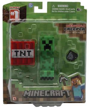 Minecraft - Core Creeper W Accessory