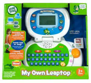 LeapFrog My Own Leaptop (Frustration Free Packaging)