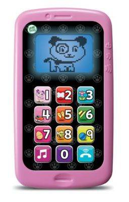 LeapFrog Chat And Count Smart Phone, Violet