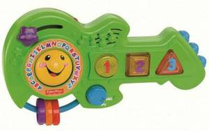 Fisher-Price Rock and Learn Guitar