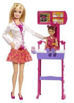 Barbie Careers Doctor Playset