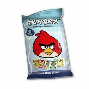 Angry Birds Trading Card Game 10x booster pack
