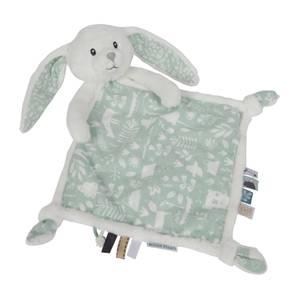 Little Dutch Rabbit Cuddle Cloth - Mint