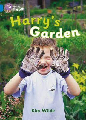 Harry's Garden: Band 04/Blue