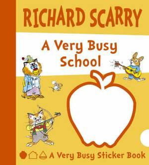 A Very Busy School
