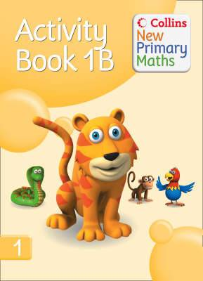 Collins New Primary Maths - Activity Book 1B