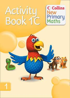 Collins New Primary Maths - Activity Book 1C