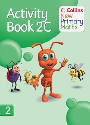 Collins New Primary Maths - Activity Book 2C