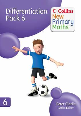 Collins New Primary Maths: Differentiation Pack 6