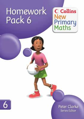 Collins New Primary Maths: Homework Pack 6