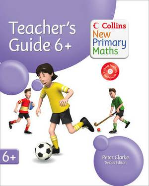 Collins New Primary Maths - Year 6+ Teachers Guide