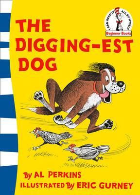 The Diggingest Dog