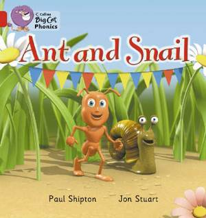 Ant and Snail: Band 02A/Red A