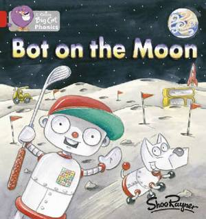 Bot on the Moon: Band 02b/Red B