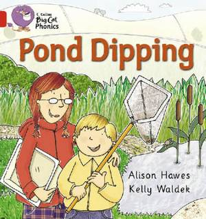 Pond Dipping: Band 02B/Red B