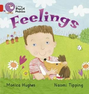 Feelings: Band 02B/Red B (Collins Big Cat Phonics)