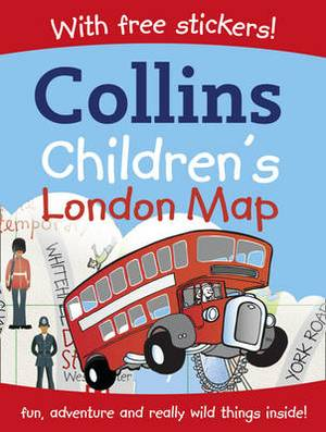 Collins Children's London Map