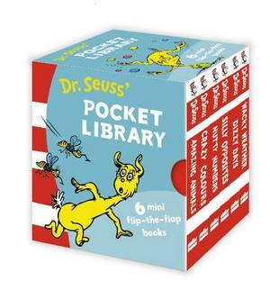 Dr. Seuss Lift-the-Flap Pocket Library (Dr. Seuss - A Lift-the-Flap Book)