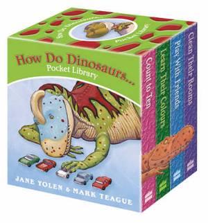 How Do Dinosaurs ... Mini Pocket Library
