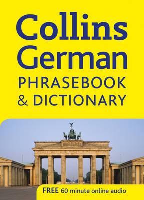 Collins German Phrasebook and Dictionary