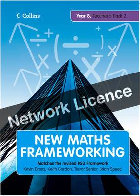 Year 8 Teacher's Guide Book 2 (Levels 5-6): Network Licence