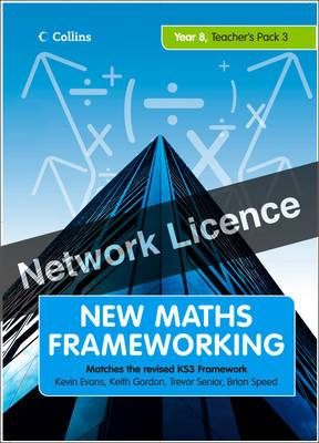 Year 8 Teacher's Guide Book 3 (Levels 6-7): Network Licence