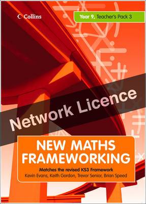 Year 9 Teacher's Guide Book 3 (Levels 6-8): Network Licence