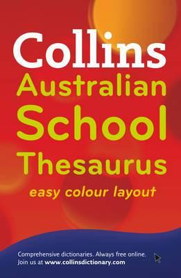 Collins Australian School Thesaurus