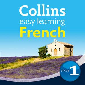 Collins Easy Learning Audio Course: Easy Learning French Audio Course - Stage 1: Language Learning the Easy Way with Collins