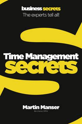 Time Management: Collins Business Secrets
