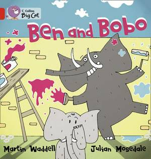 Ben and Bobo: Band 02B/Red B