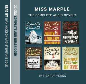 The Complete Miss Marple: v. 1: The Early Years