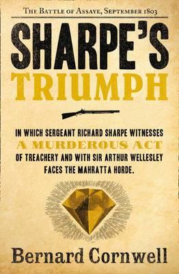 Sharpe's Triumph: The Battle of Assaye, September 1803