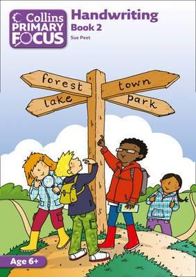 Collins Primary Focus - Book 2: Handwriting: Book 2